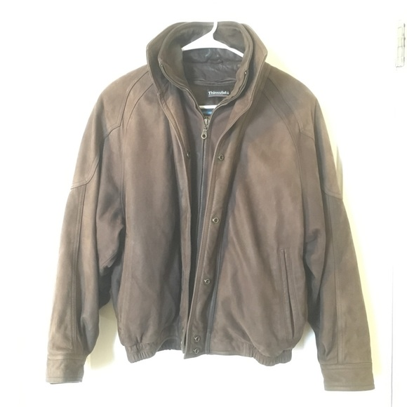 Wilsons Leather Other - Wilson's Adventure Bound Leather Bomber